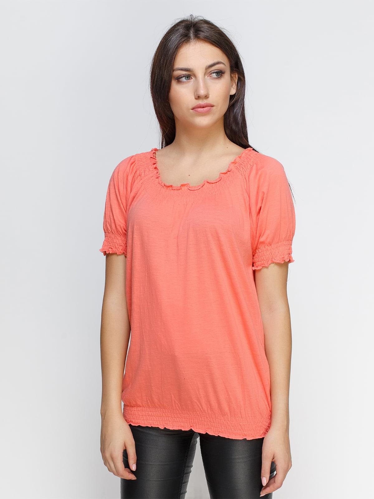 Блуза помаранчева | 4520388