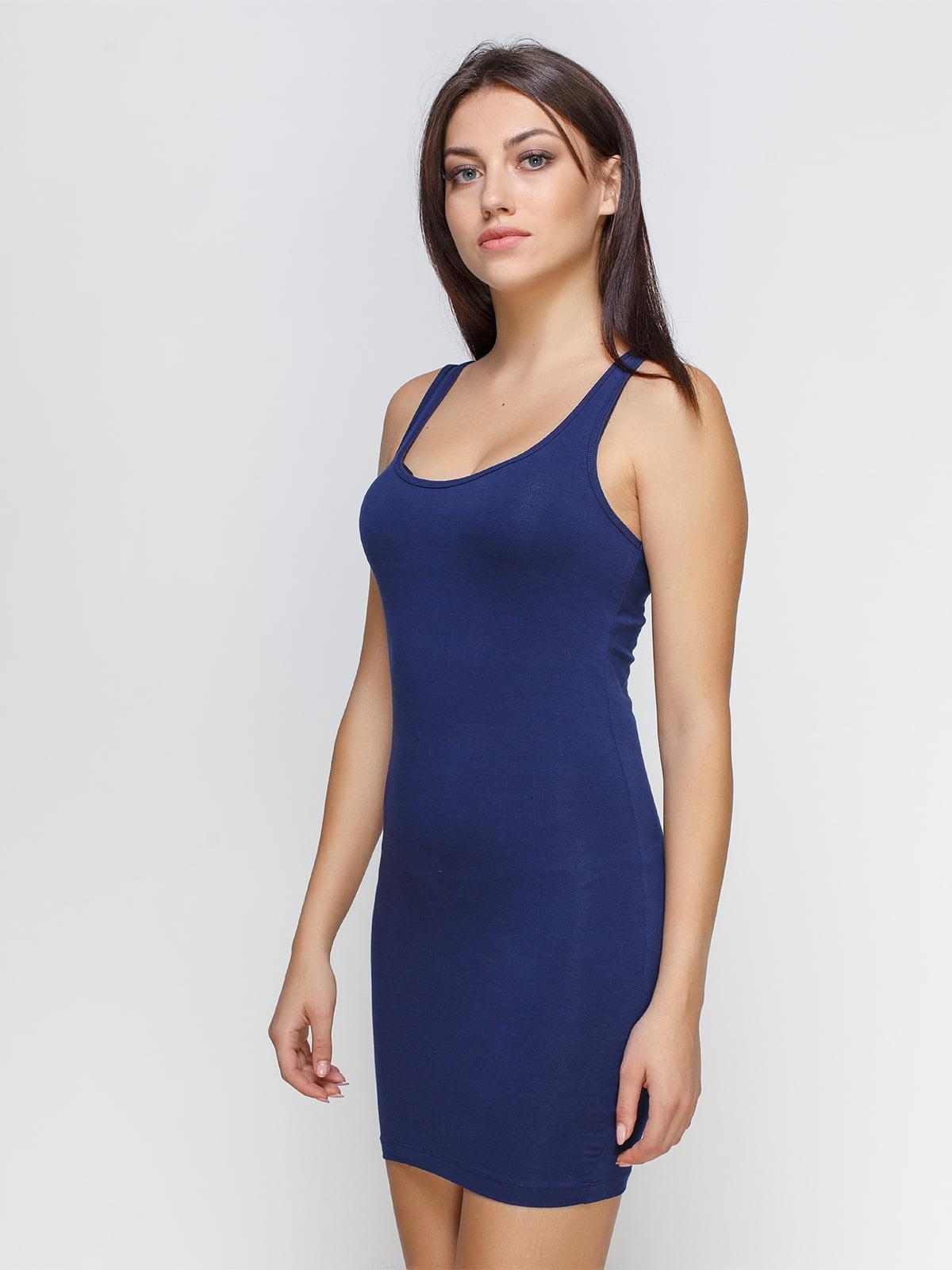 Сукня синя | 4507483