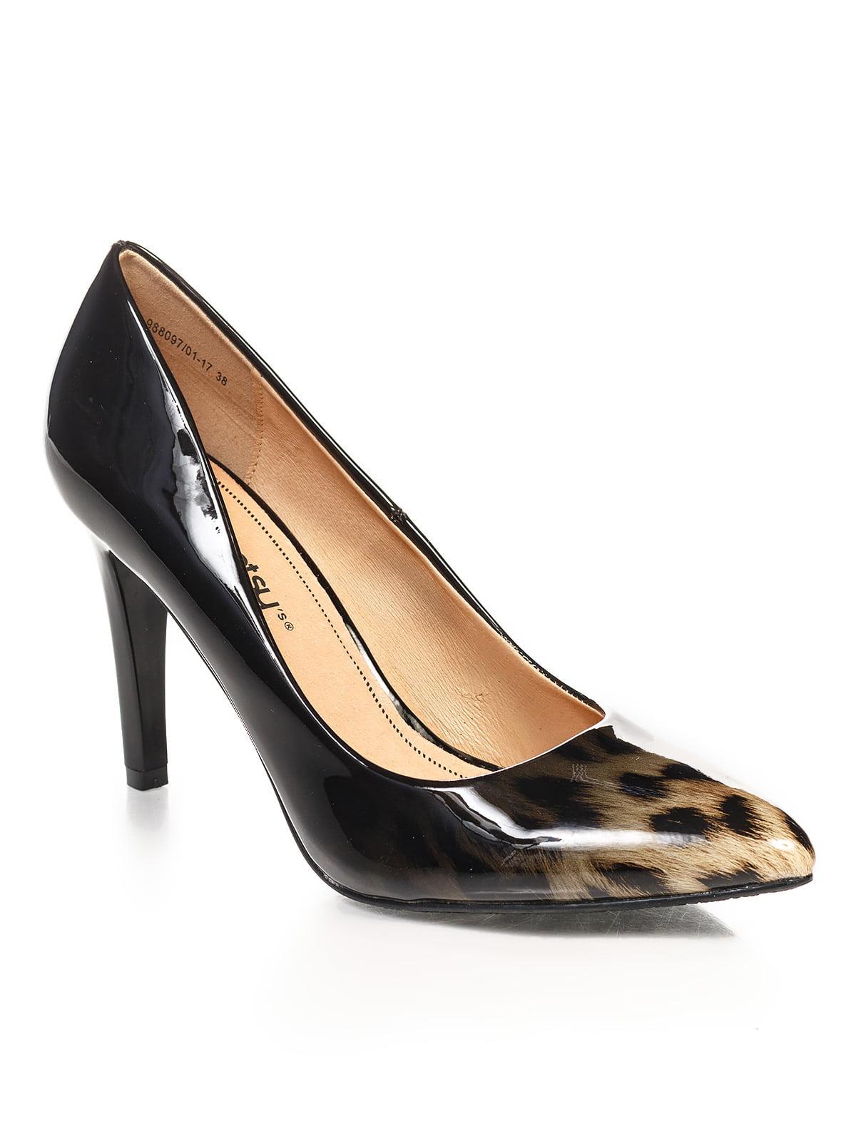 Туфли черные | 4573542