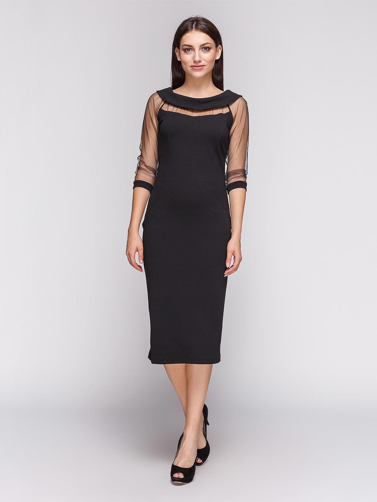 Сукня чорна | 3851944
