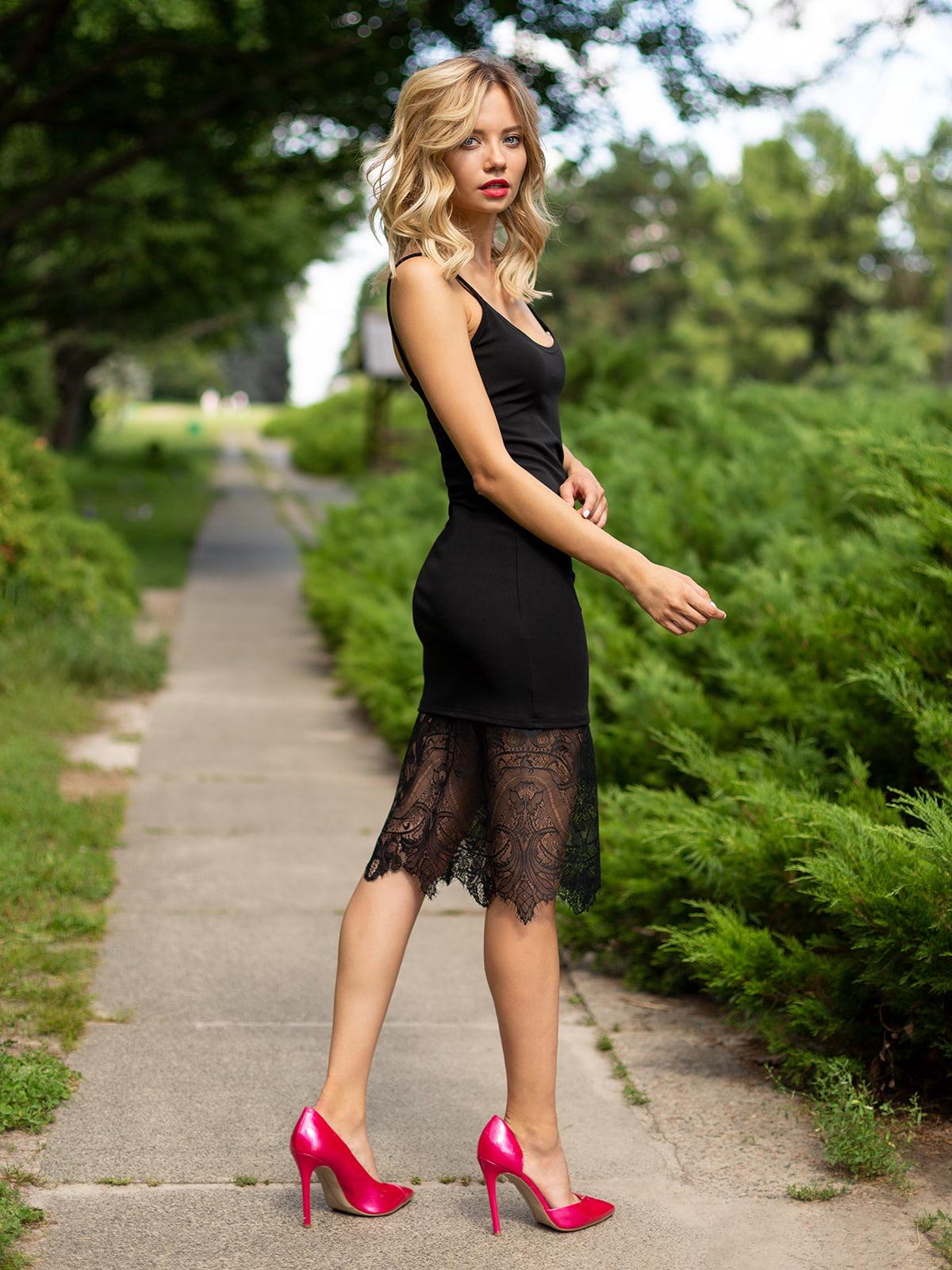 Сукня чорна | 3257974