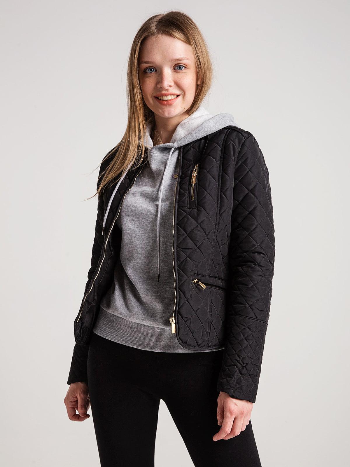 Куртка черная | 4583558