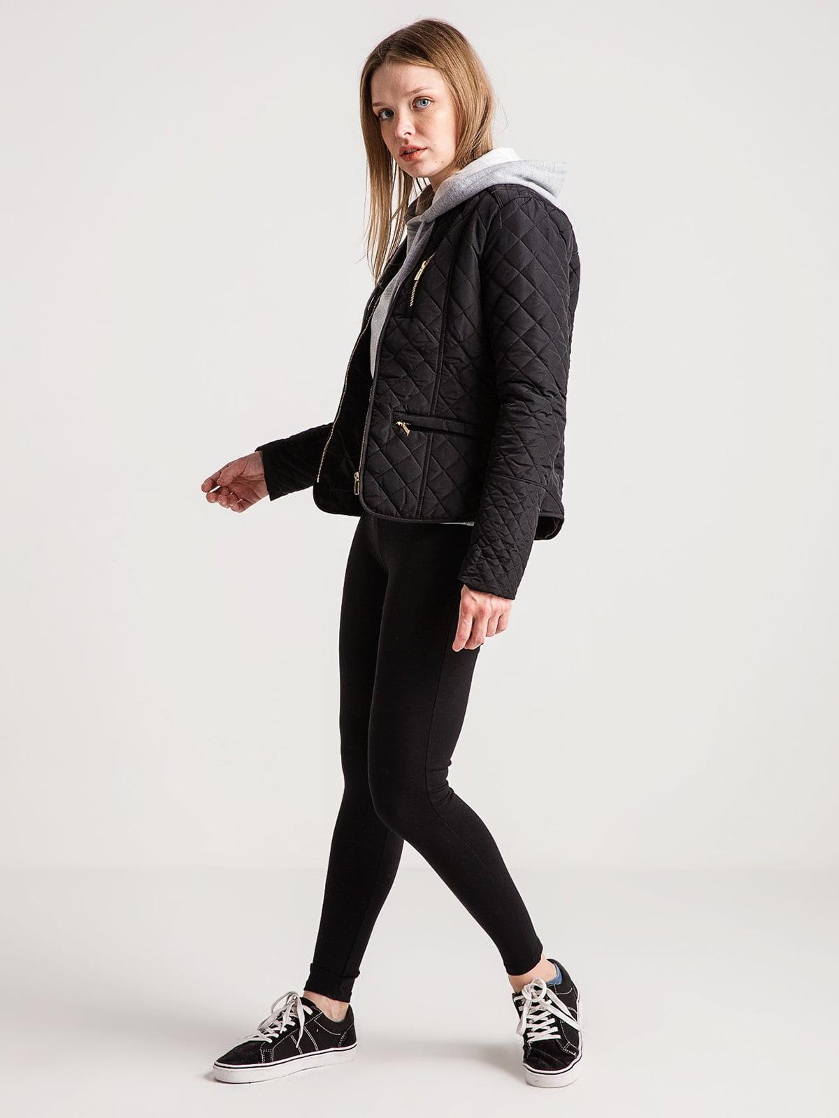 Куртка черная | 4583558 | фото 4