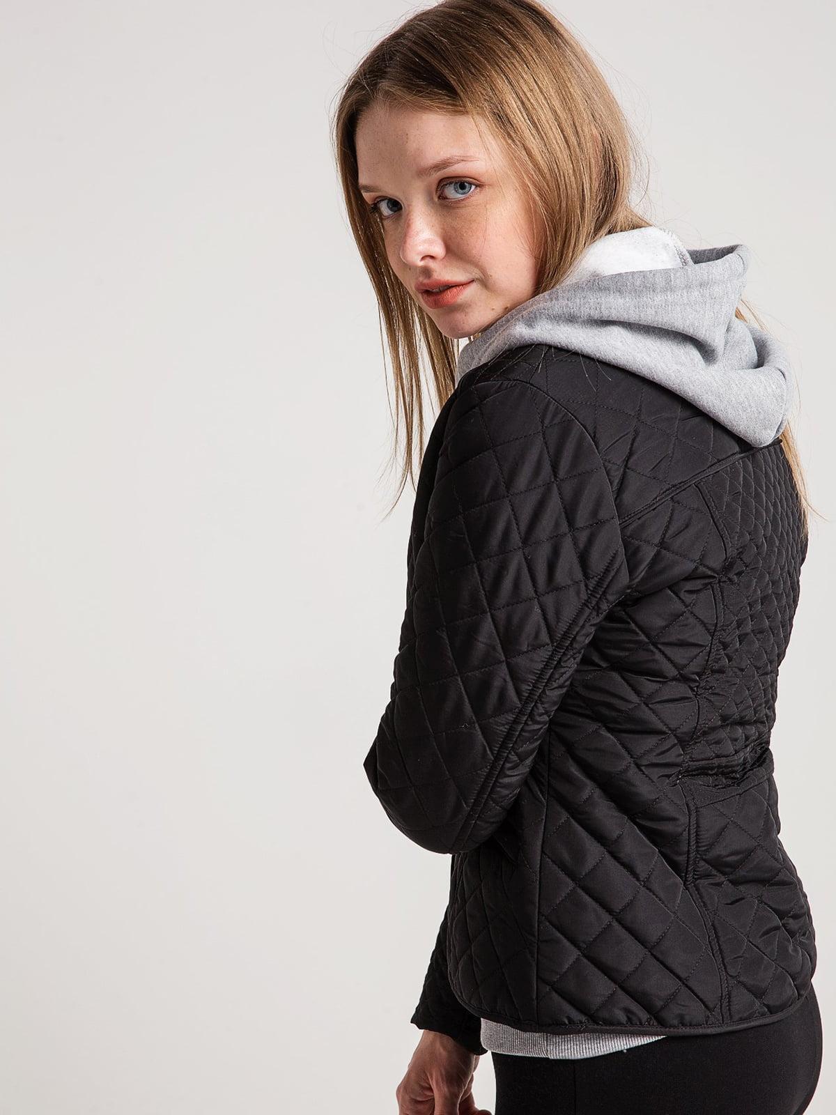Куртка черная | 4583558 | фото 5