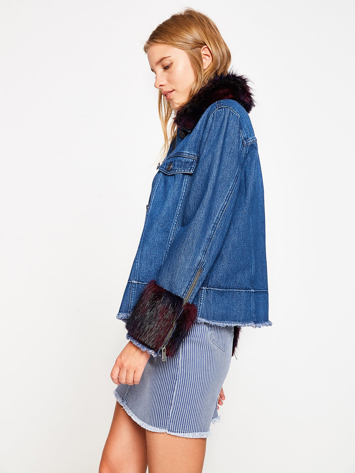 Куртка синяя | 4583889 | фото 2