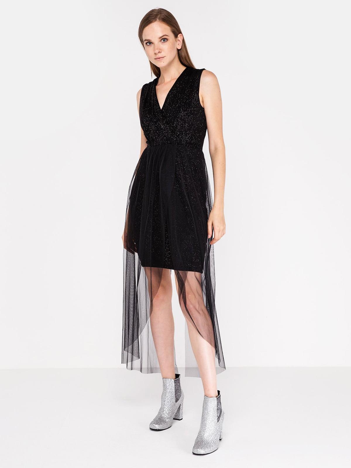 Сукня чорна | 4584042