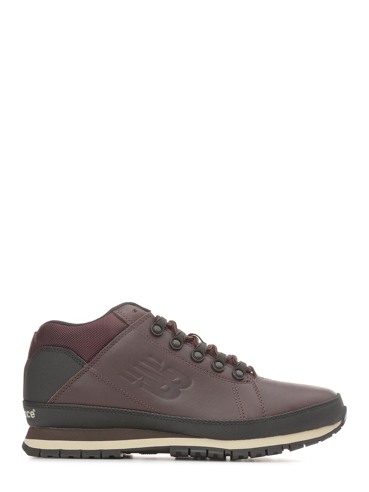 Кроссовки коричневые New Balance 754 | 4579004