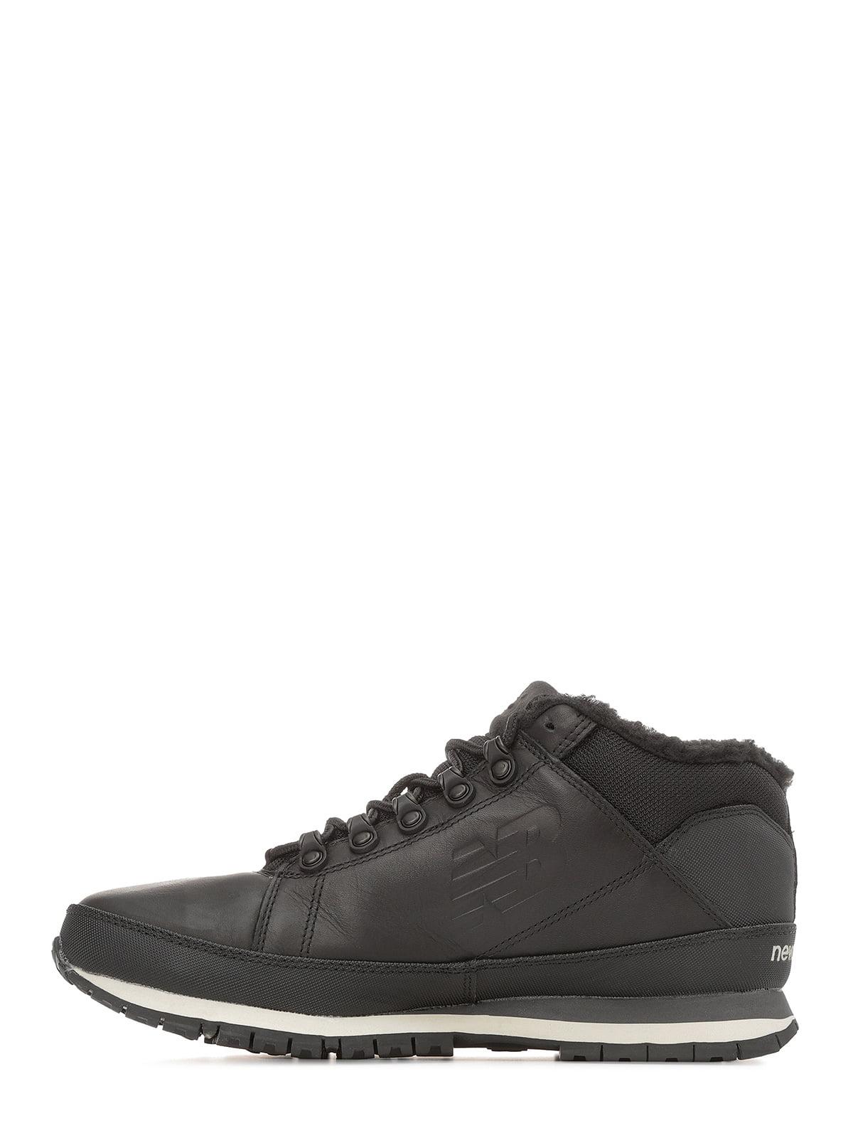 Кросівки чорні New Balance 754 Fur | 4579006 | фото 2