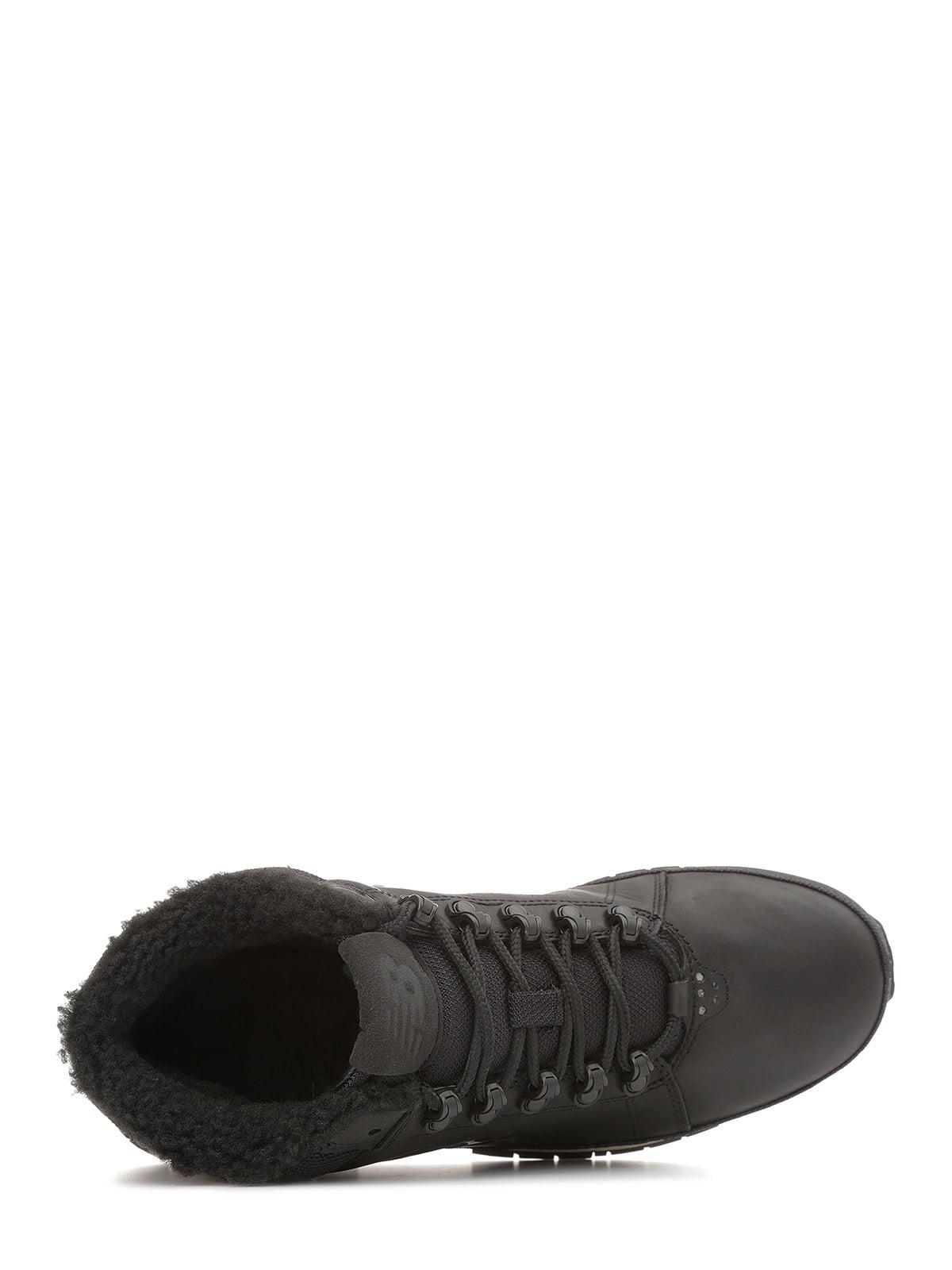 Кросівки чорні New Balance 754 Fur | 4579006 | фото 3