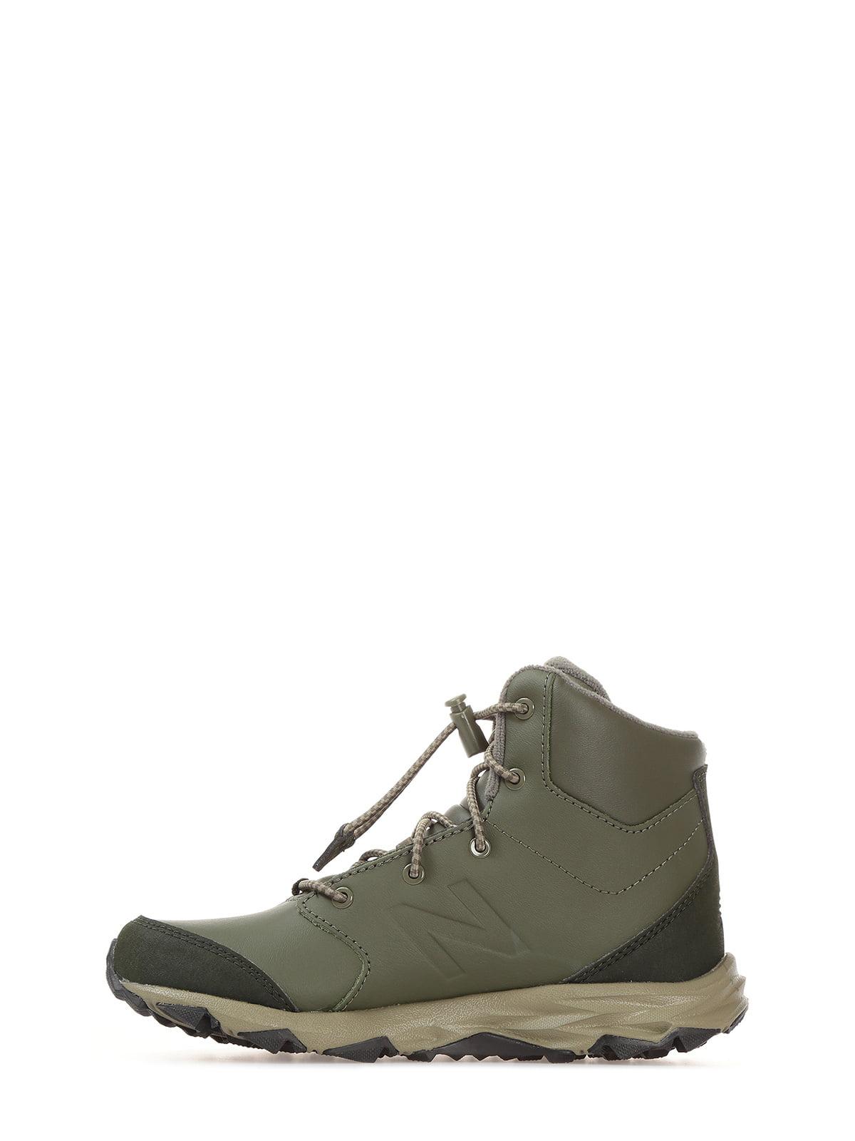 Ботинки цвета хаки New Balance 800 | 4579015 | фото 2