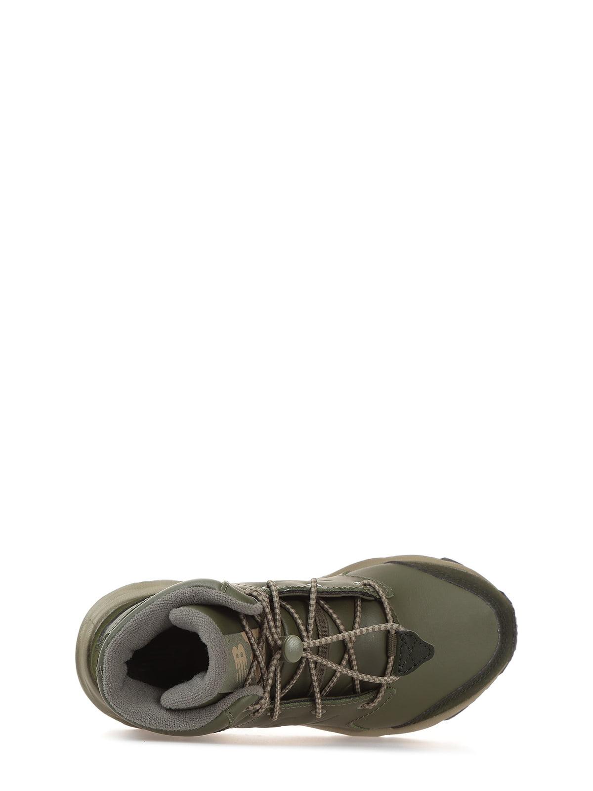 Ботинки цвета хаки New Balance 800 | 4579015 | фото 3