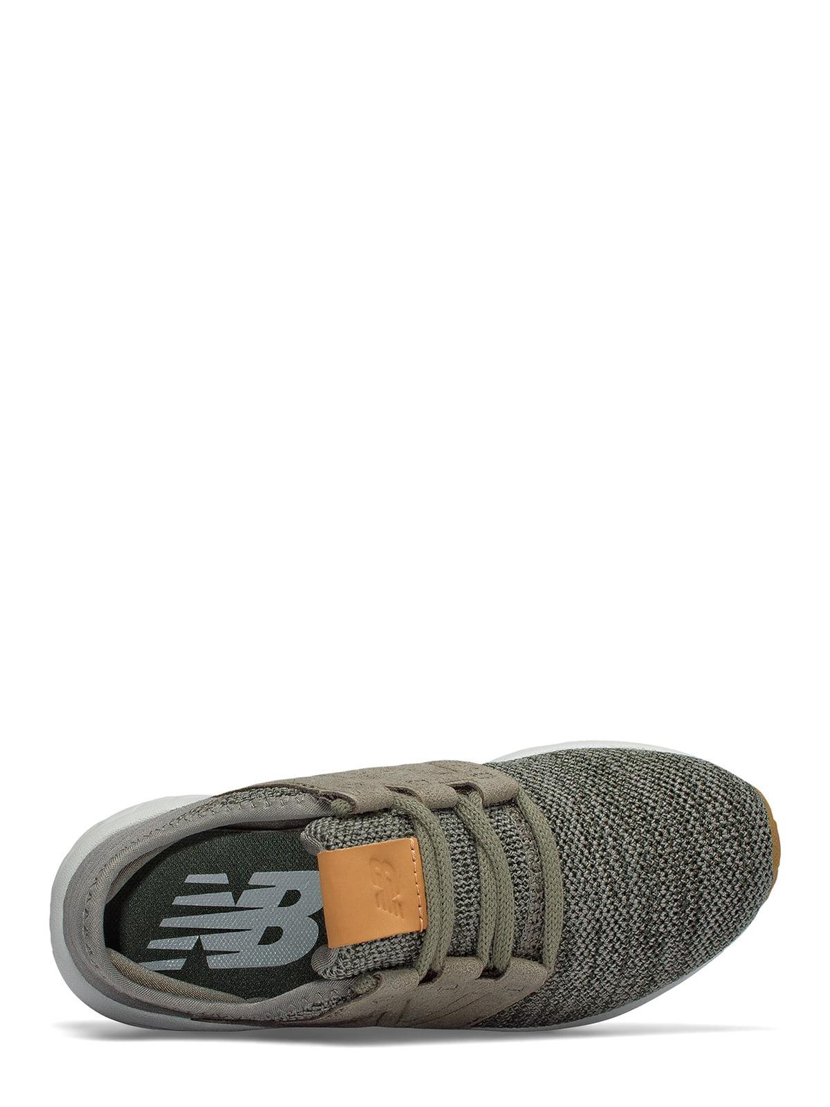 Кросівки кольору хакі New Balance Cruz | 4579024 | фото 3