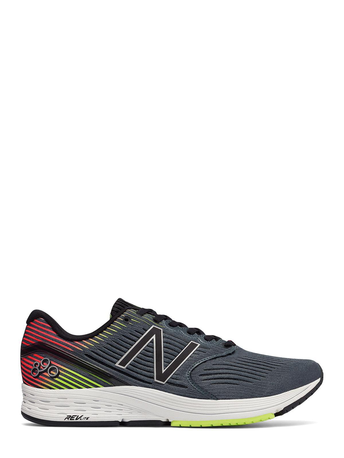 Кросівки сірі New Balance 890v6 | 4579038