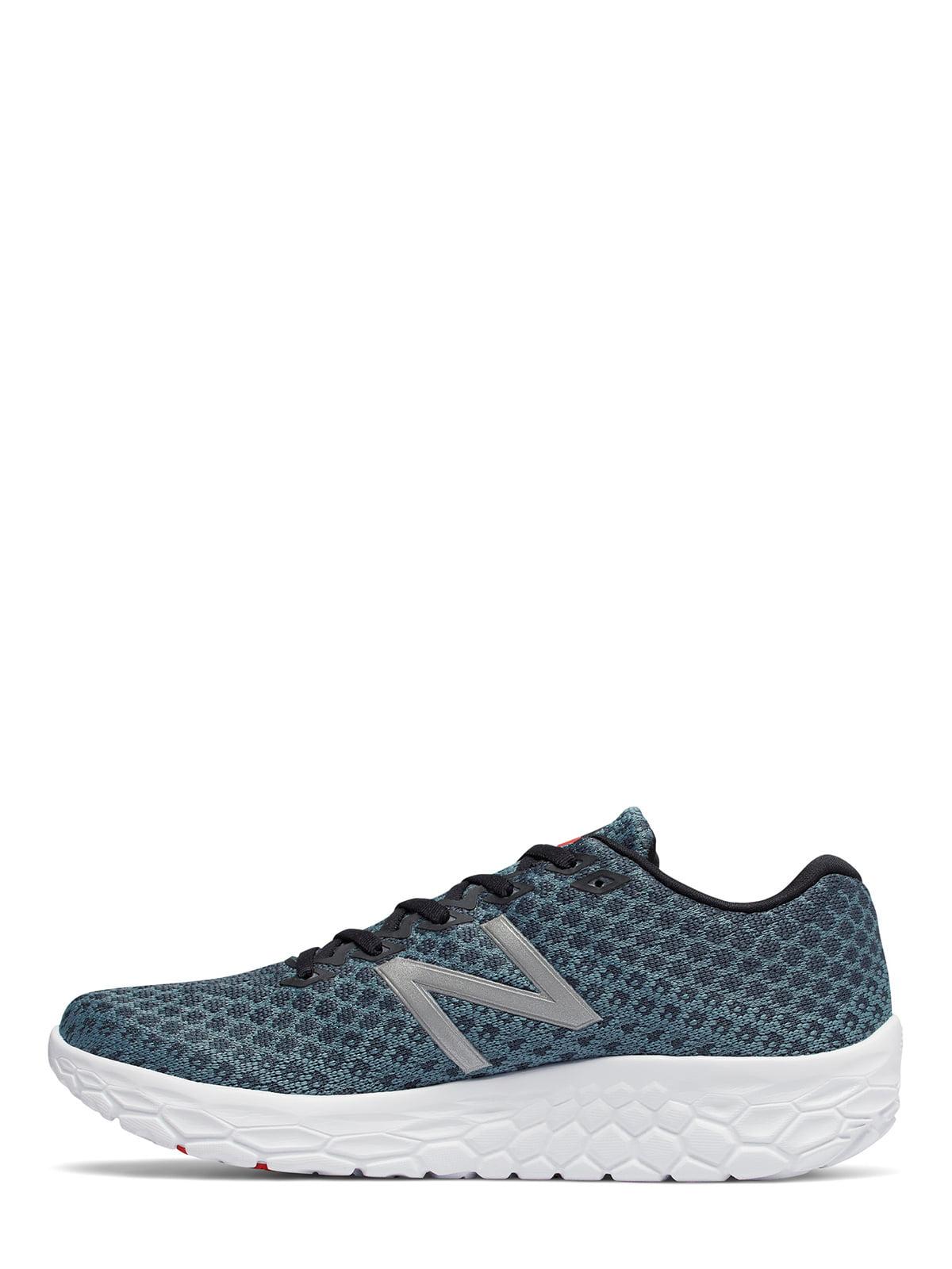 Кросівки сіро-сині Fresh Foam Beacon | 4579051 | фото 2