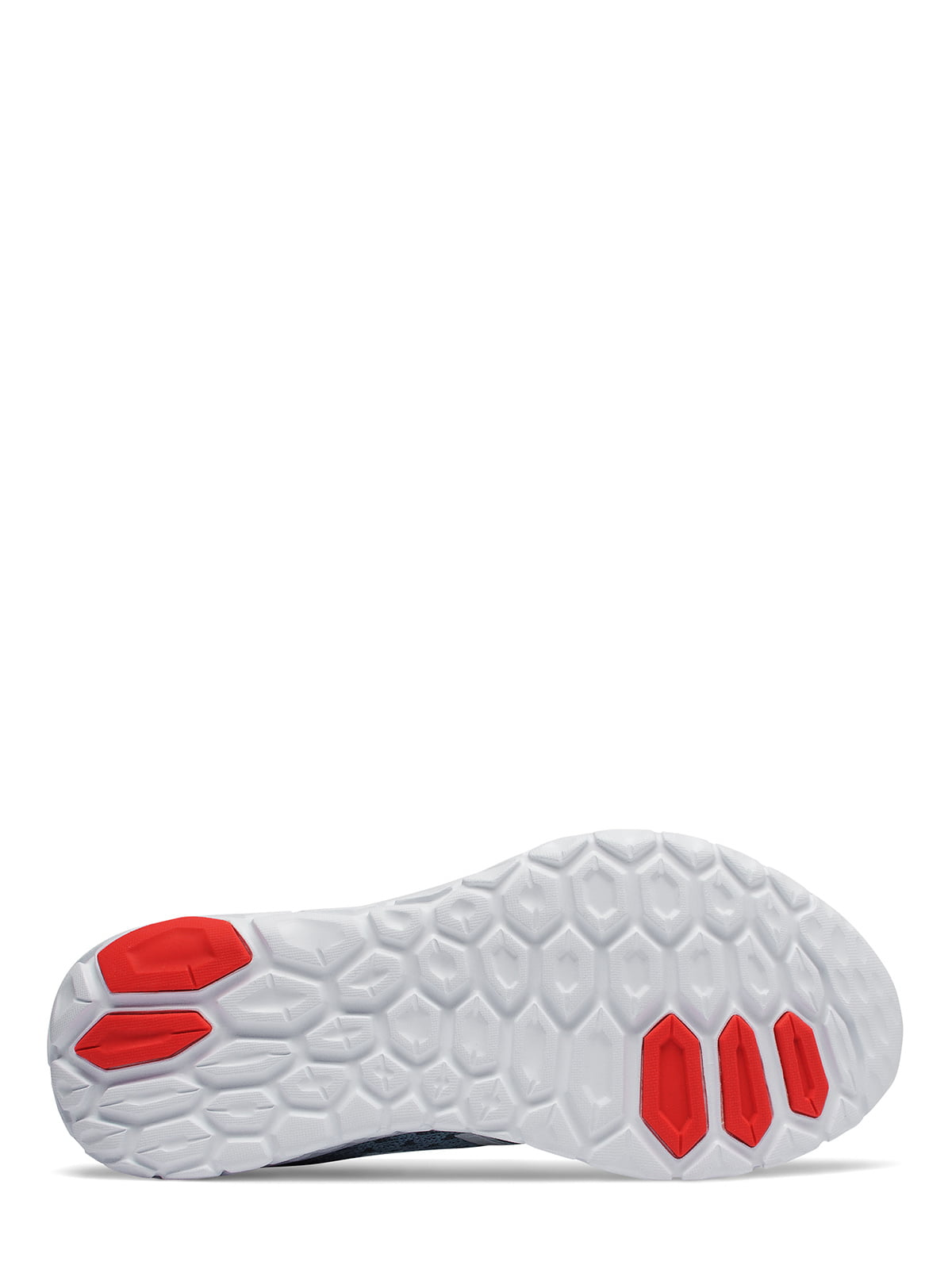 Кросівки сіро-сині Fresh Foam Beacon | 4579051 | фото 4