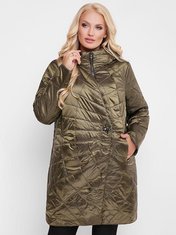 Куртка бронзового кольору | 4081208