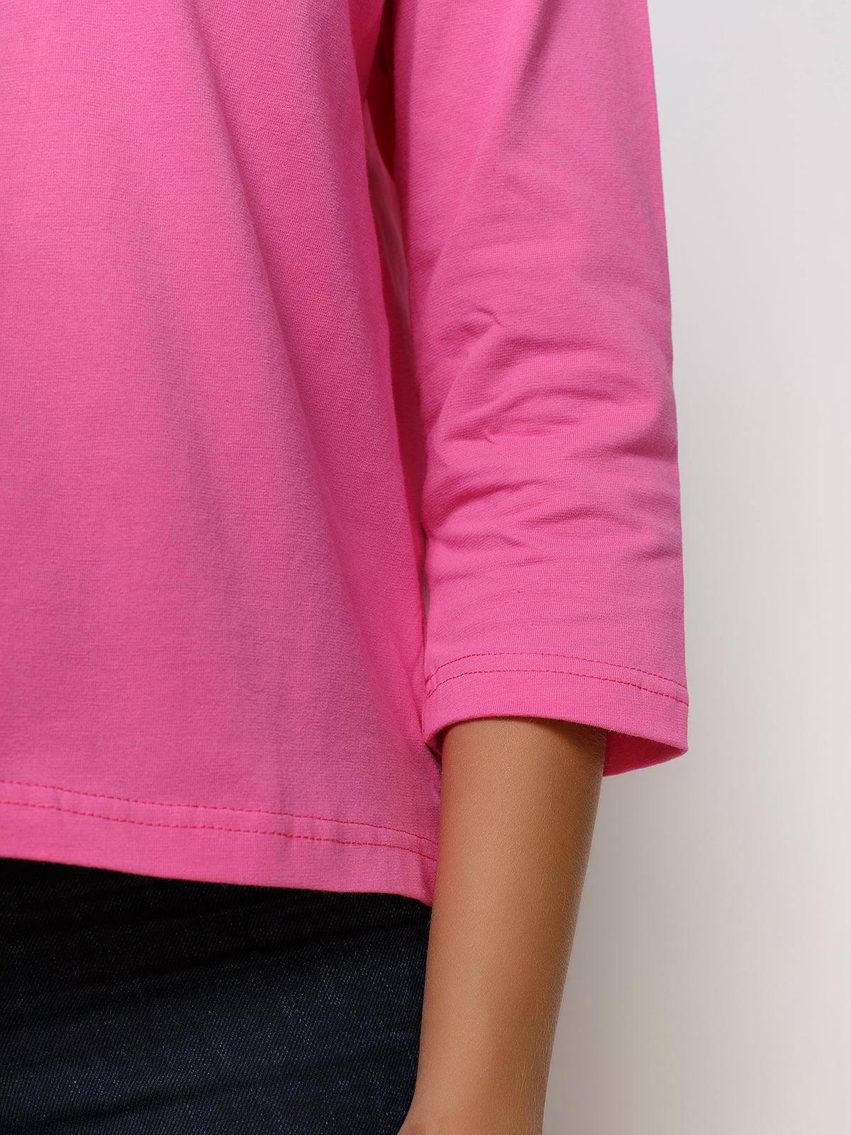 Лонгслів рожевий   4578304   фото 3