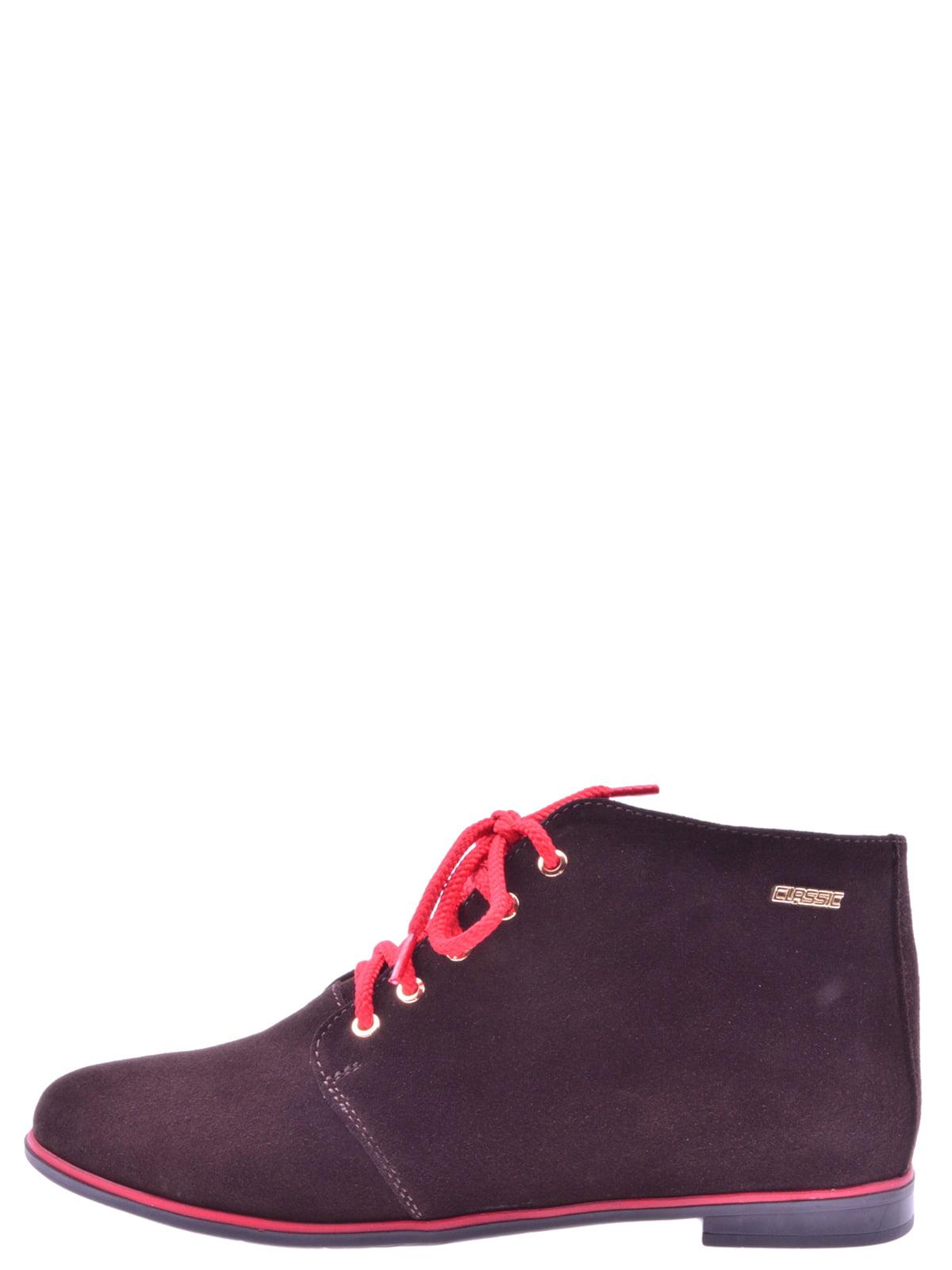 Ботинки коричневые | 4586949 | фото 2