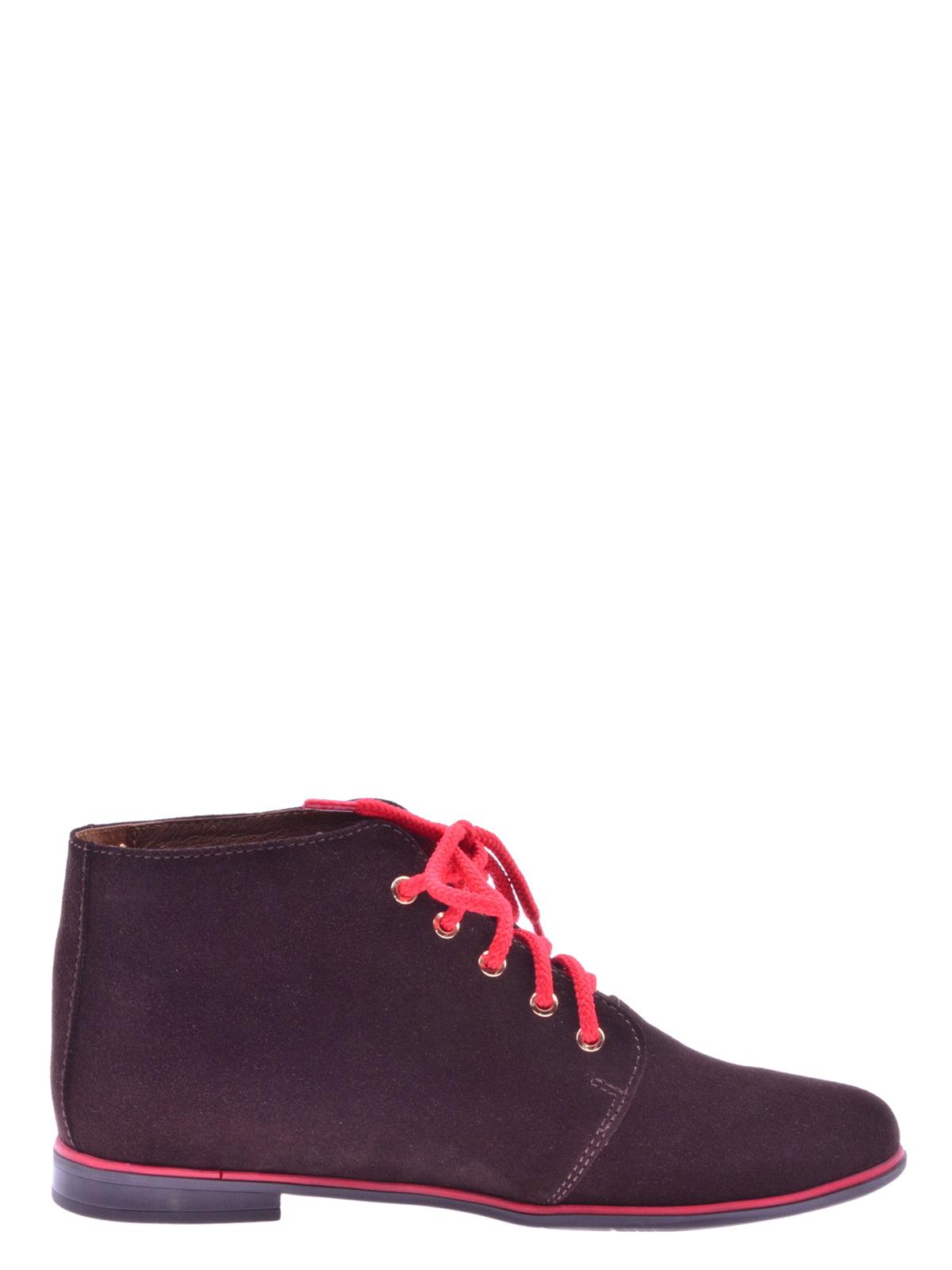 Ботинки коричневые | 4586949 | фото 4