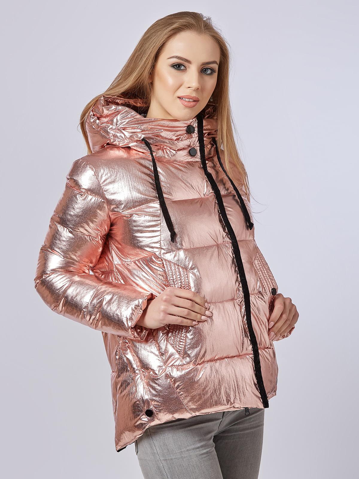 Куртка рожева | 4587970