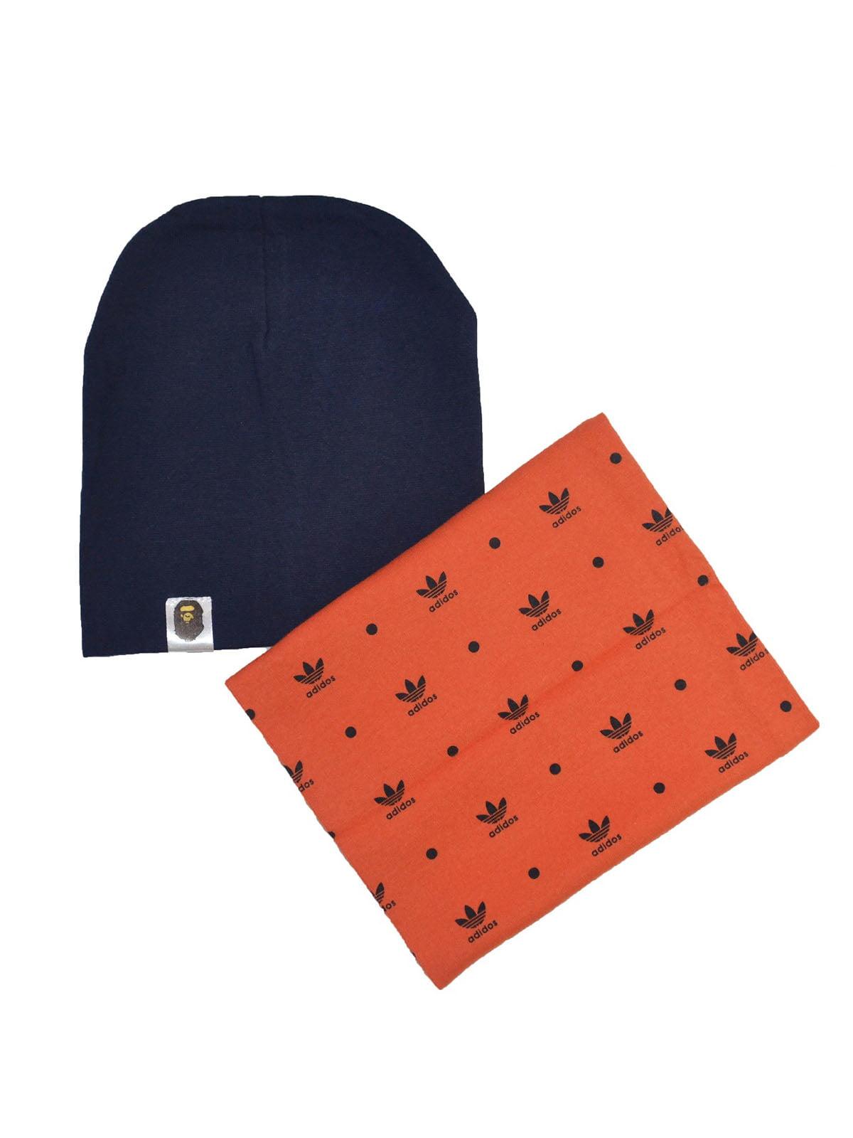 Комплект: шапка и снуд | 4588063