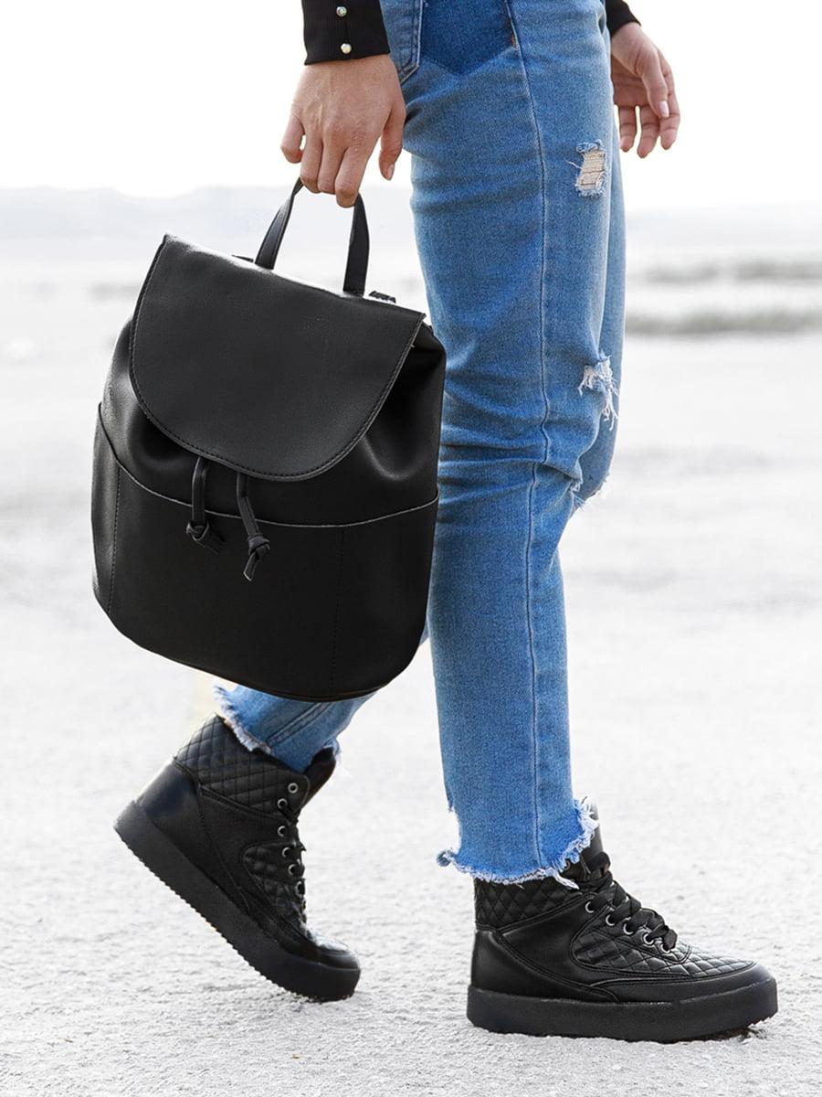 Рюкзак черный | 4587768