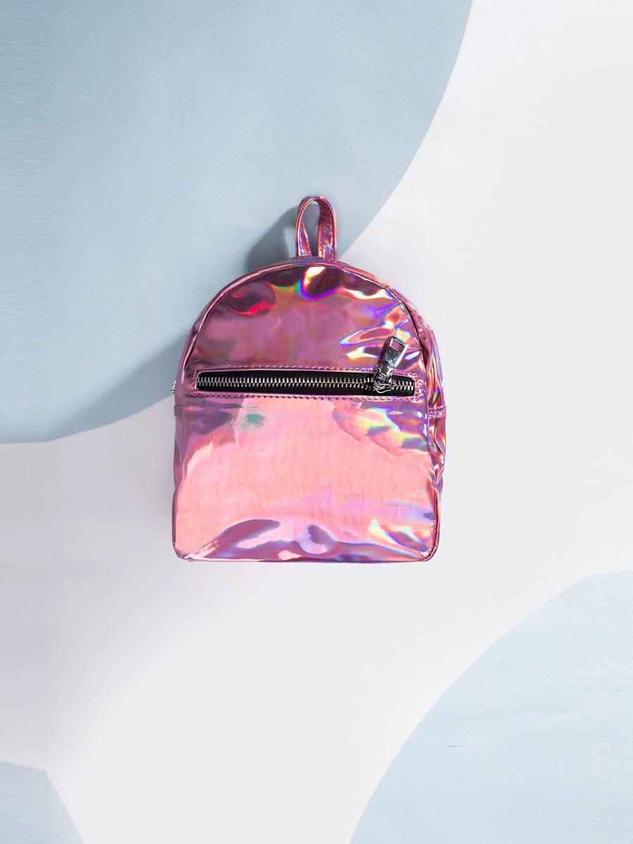 Рюкзак розовый | 4587789