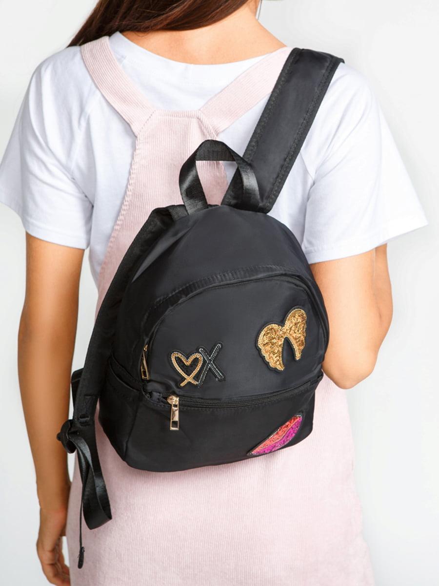 Рюкзак черный | 4587813