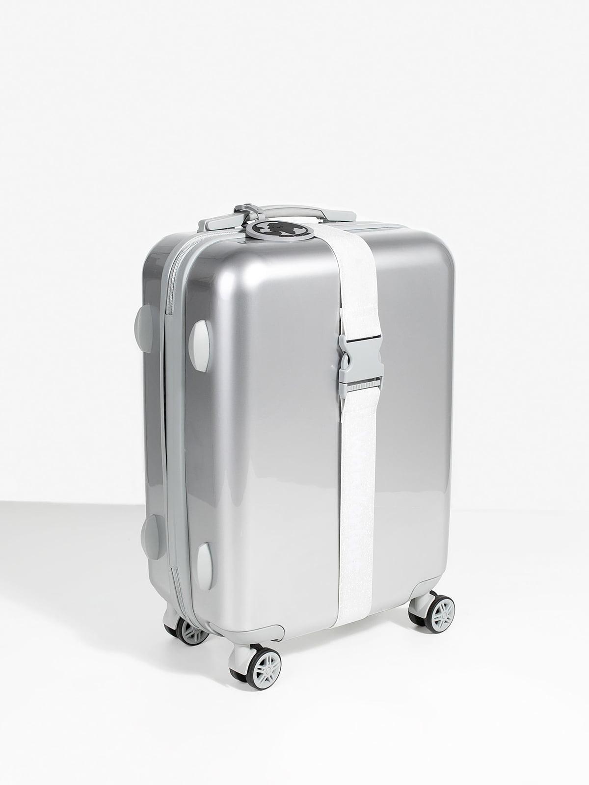 Валіза срібляста   4589061