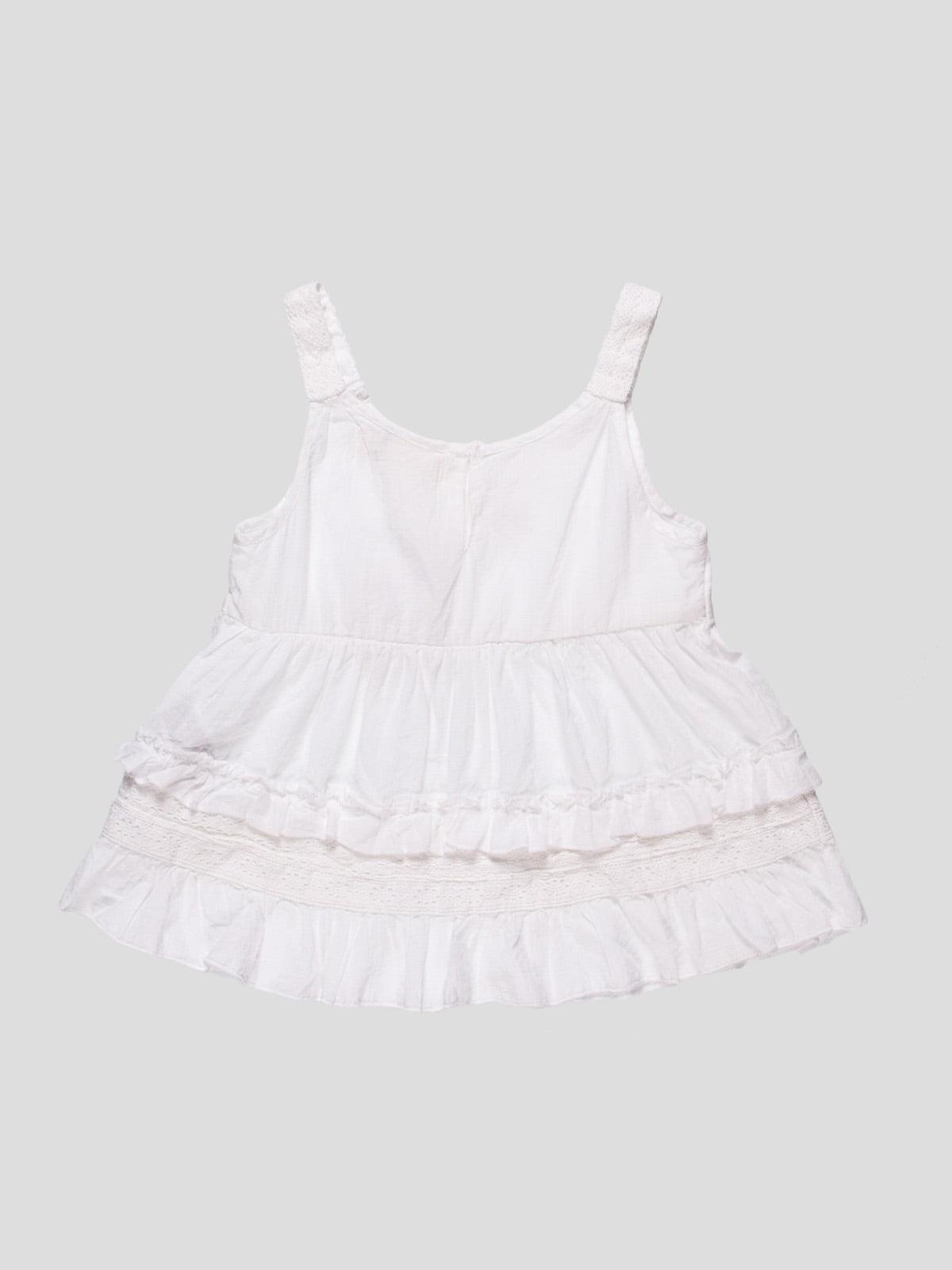Платье белое | 4530552 | фото 2