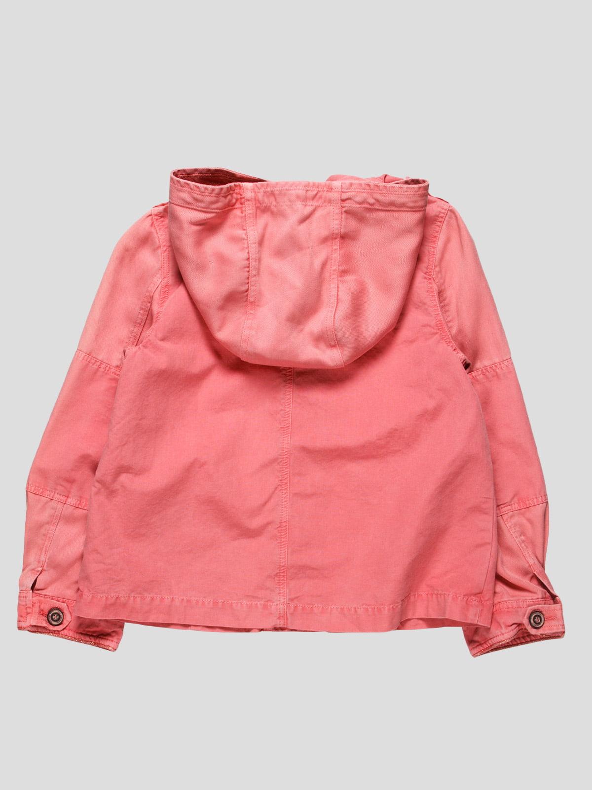 Куртка рожева | 4507704 | фото 2