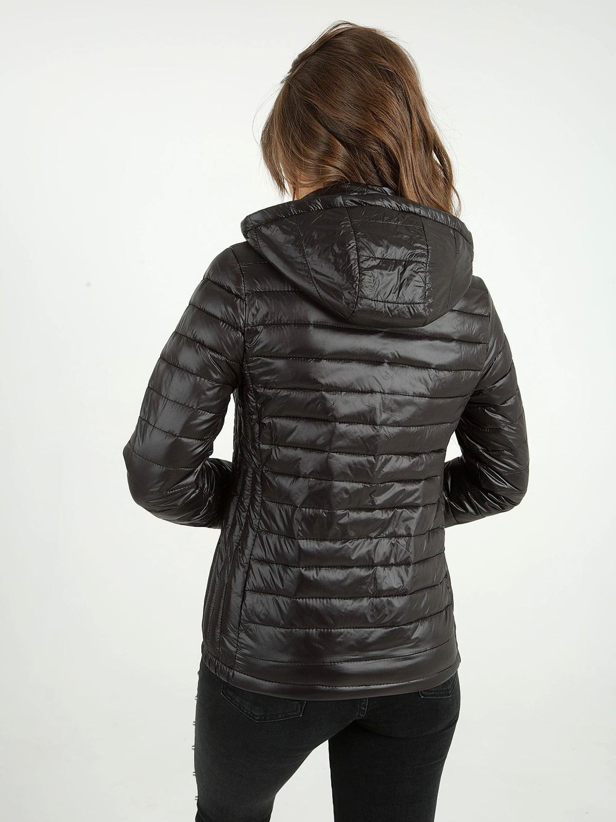 Куртка черная | 4588206 | фото 3