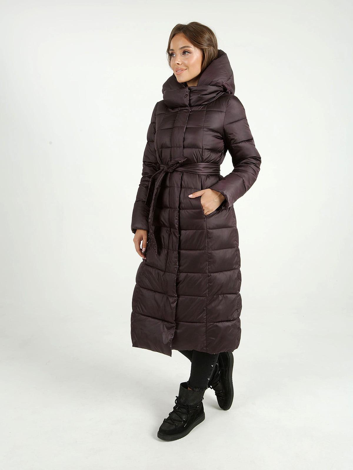 Куртка фіолетова   4588290   фото 2