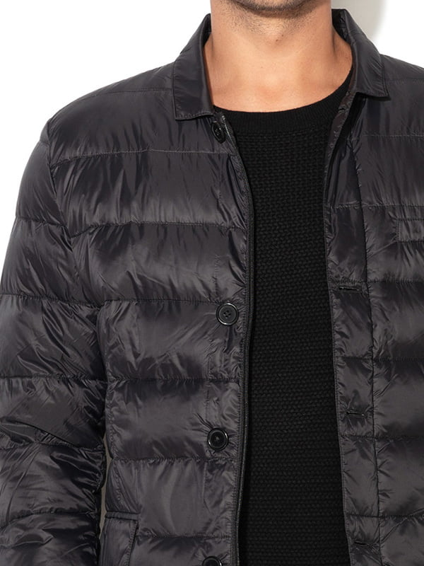 Куртка черная   4523763   фото 3