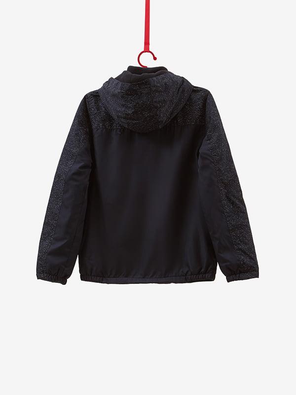 Куртка черная | 4581934 | фото 2