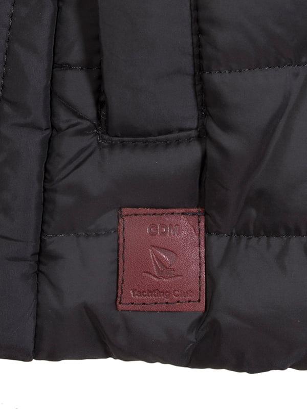 Куртка черная | 4592760 | фото 3