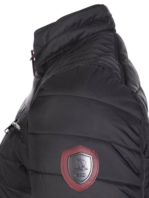 Куртка черная | 4592760 | фото 4