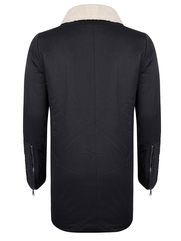 Пальто черное | 4592765 | фото 3