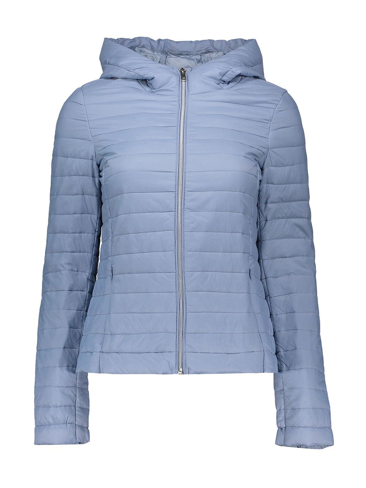 Куртка голубая | 4487648