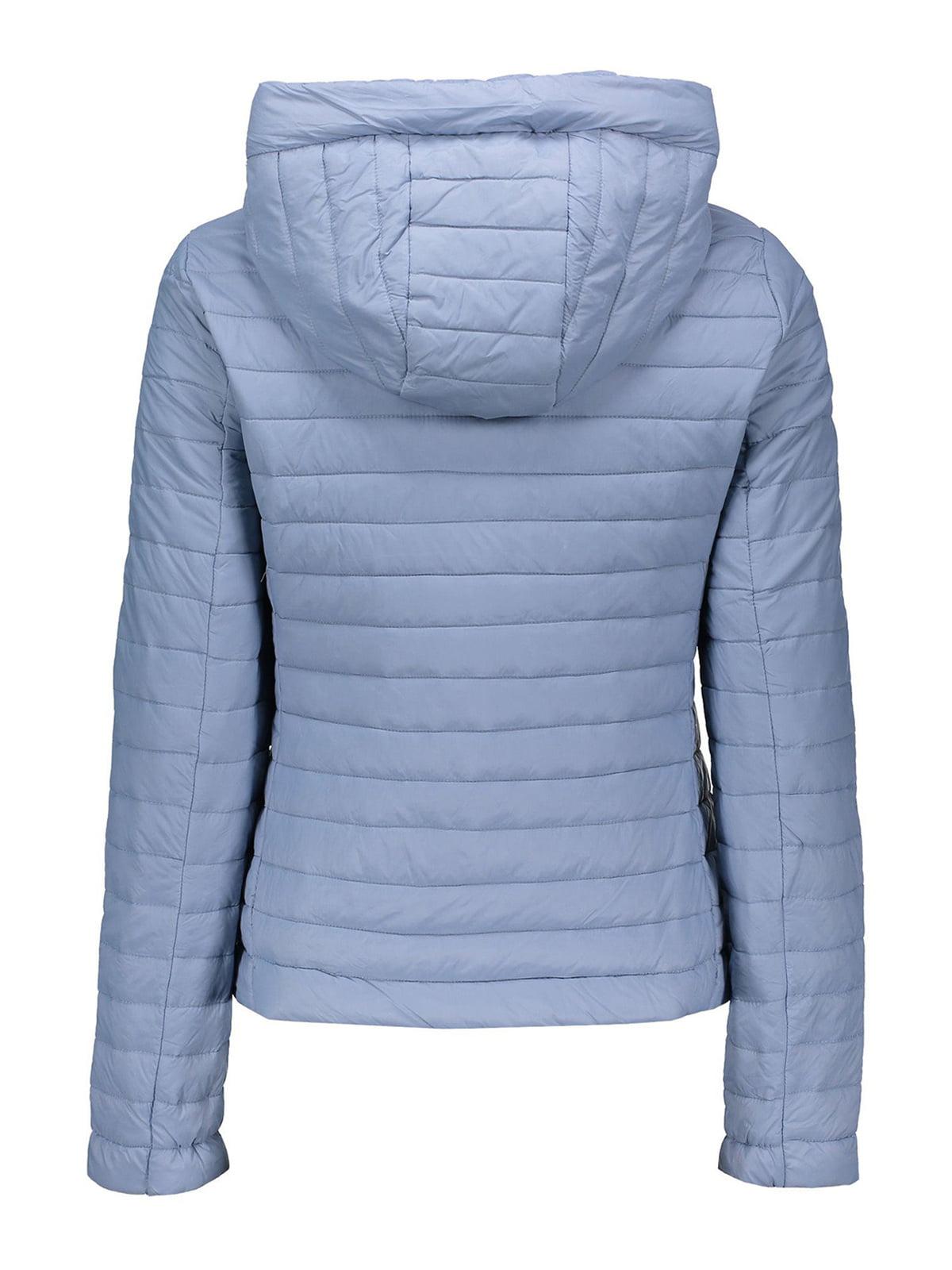 Куртка голубая | 4487648 | фото 3