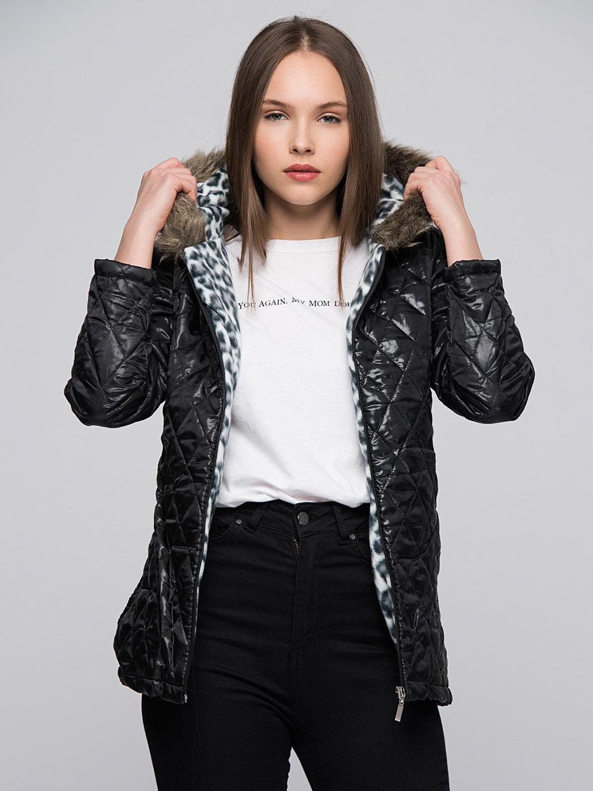 Куртка черная | 4596351
