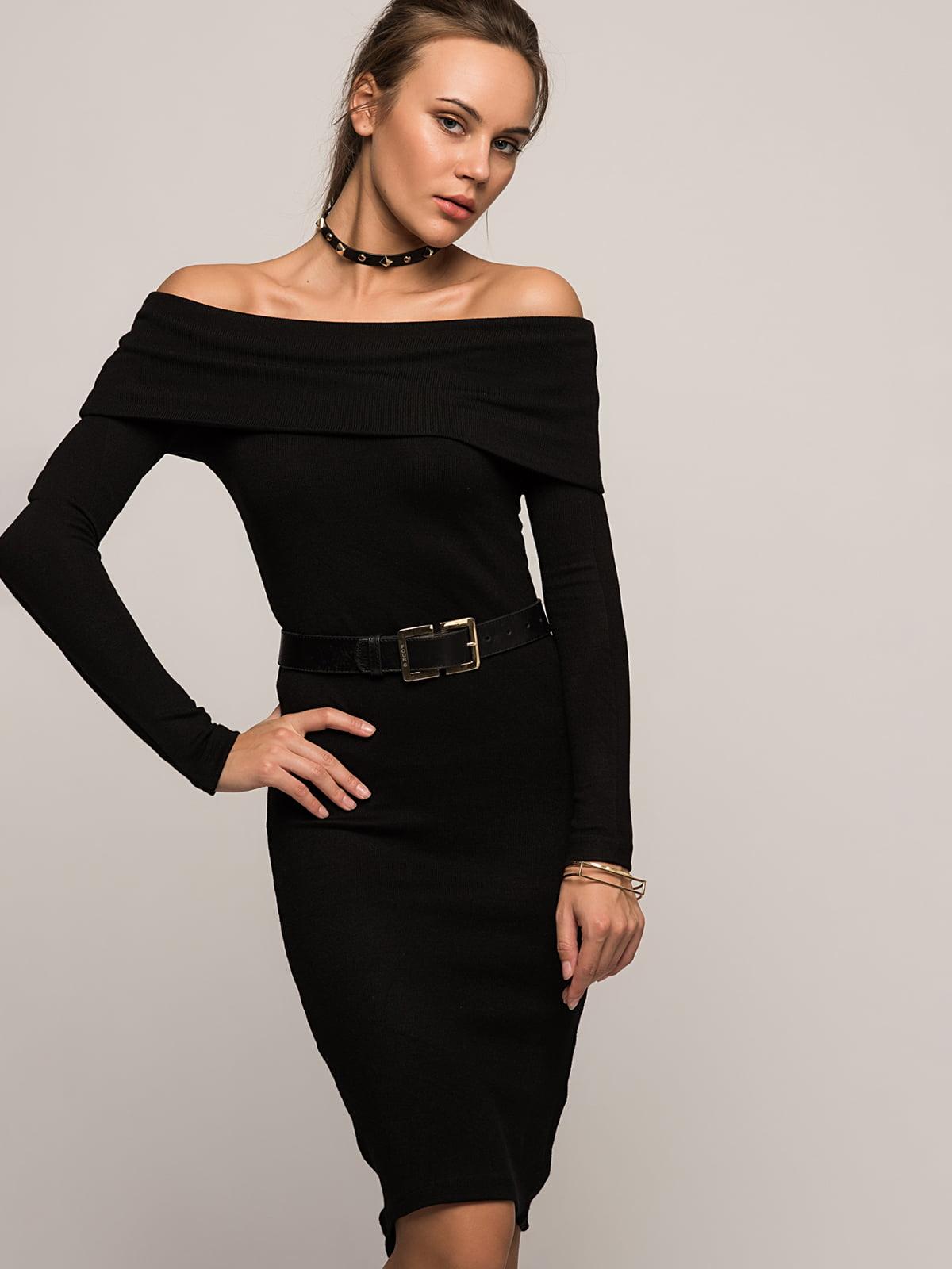 Сукня чорна | 4596538
