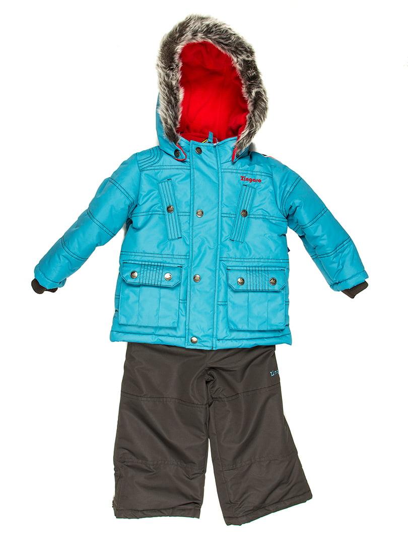 Комплект: куртка та півкомбінезон | 4597047