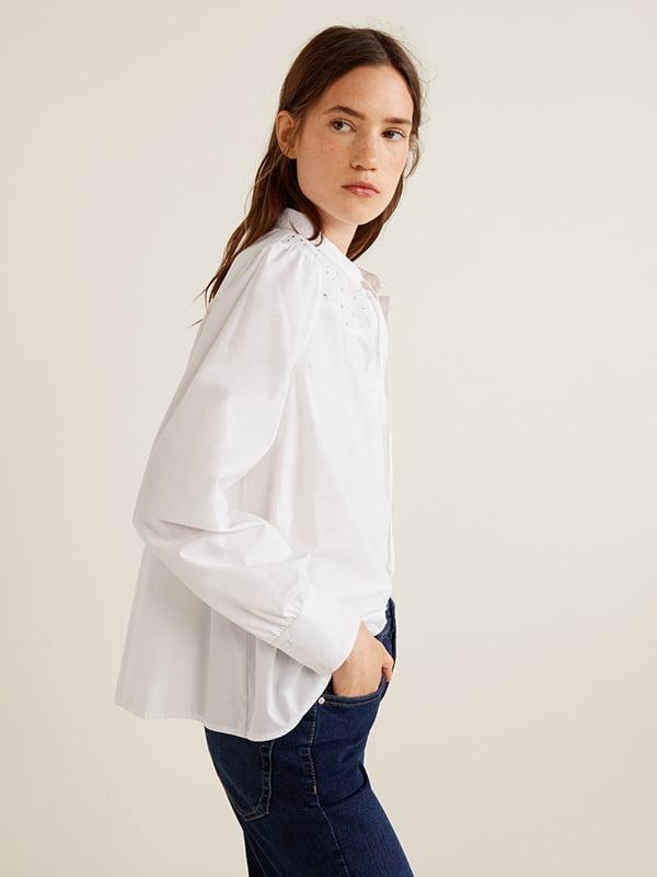 Блуза белая | 4549091