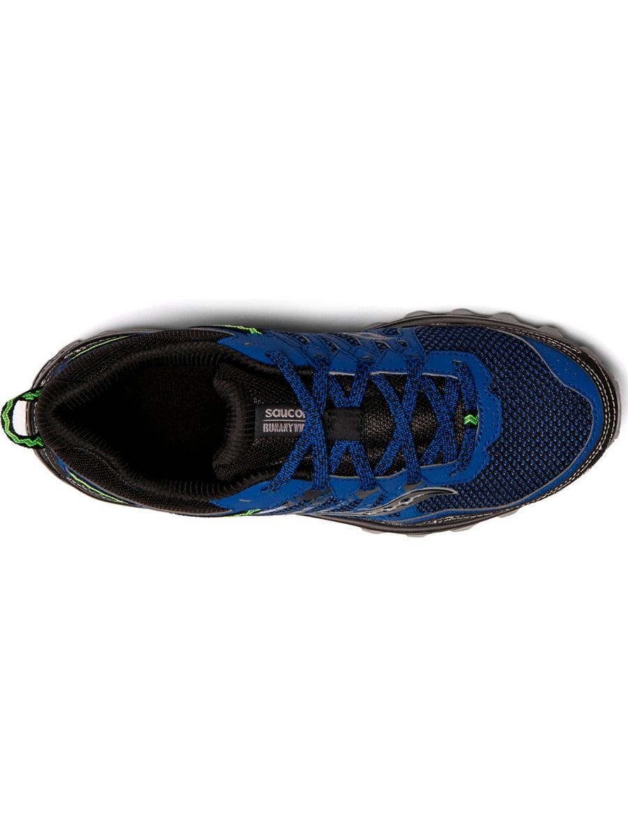 Кросівки чорно-сині Excursion Tr12 | 4599710 | фото 3