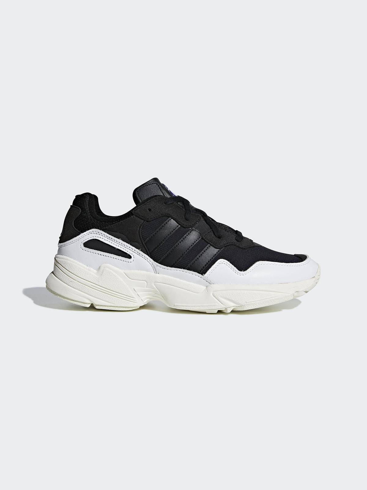 Кроссовки черно-белые   4556365