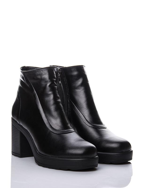 Ботинки черные | 4603688