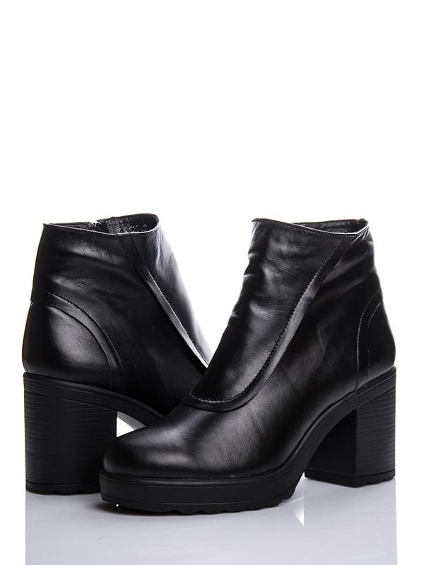 Ботинки черные | 4603688 | фото 2