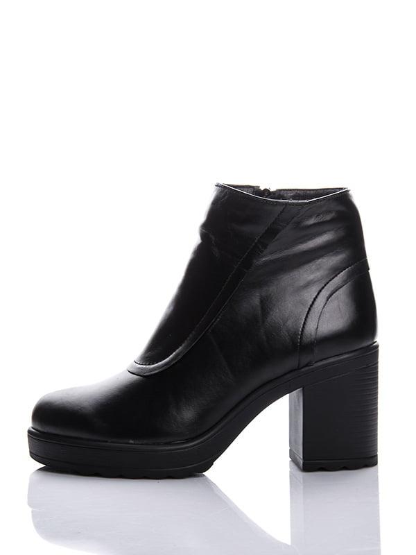 Ботинки черные | 4603688 | фото 3