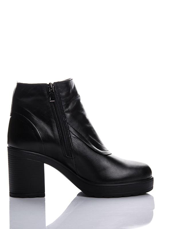 Ботинки черные | 4603688 | фото 4